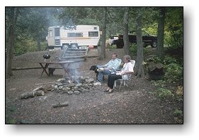 RV or Tent Campgrounds
